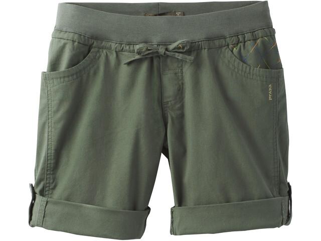 Prana Avril - Pantalones cortos Mujer - Oliva